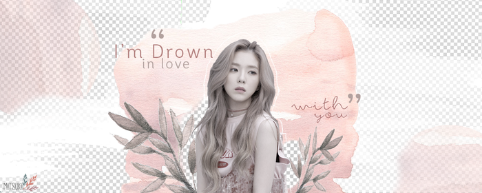 Artwork - I'm drown in love by mitsukihattori53