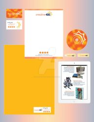 Personal Brand Media Kit by EmersonWolfe