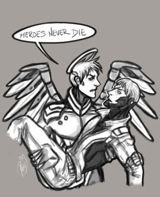 Overwatch crossover [GerPru] by patty110692