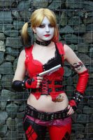 harley quinn - cosplay 03 by Relion