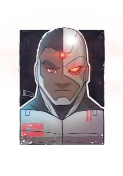Cyborg by Future-Infinity
