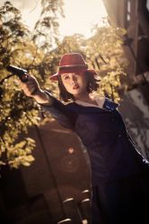MARVEL AGENT CARTER: 01 by christie-cosplay