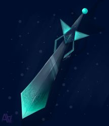 BLUE SWORD by Terezas474747
