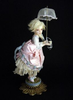 Marie Therese Charlotte by Inchelina