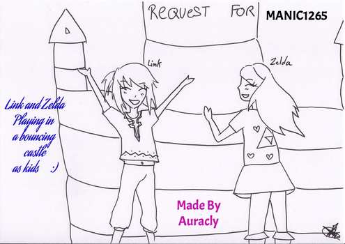 Request for MANIC1265 by Auracly