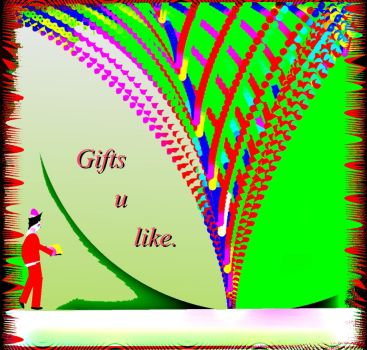 Gifts-u-like. by clifftoppler