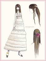 The Wedding Dress by ball-jointed-Alice