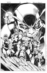 Guardians of the Galaxy 19 pg 12 by MarkMorales