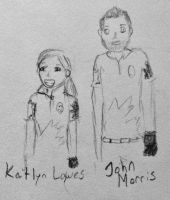 Medalists and More: Kaitlyn Lawes and John Morris by TheOtherBillionaire