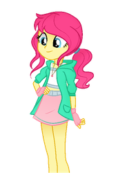 Tree Green (casual clothes) by TreeGreen12