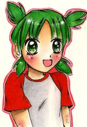 Point donation: Yotsuba by xsweetxXcandyx