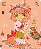 Amy Rose- Happy Easter Day!... Almost by MarshmallowsDreams