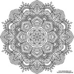 Krita Mandala 61 by WelshPixie