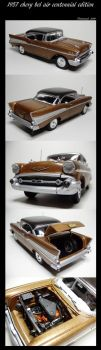 Centennial edition 1957 bel air by devilsreject493