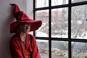 Rincewind The Wizzard by CamishCD