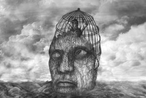 Prisoner Of The Mind by RuslanKadiev
