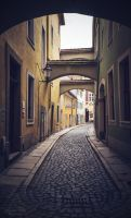 streets of Goerlitz by LunaFeles
