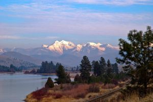 Late Fall on the Flathead by quintmckown