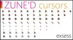 Zune'd Animated Cursors Set by exsess