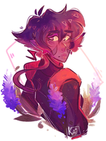 im love krolia by Teaophobia