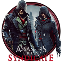 Assassin's Creed Syndicate Dock Icon by OutlawNinja