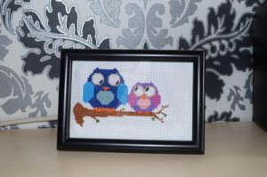 Owl you need is LOVE by Gruftling