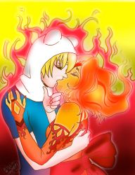 BURNING LOVE by Quaylove3