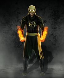 Immortal-Iron-Fist by ricktimusprime0825