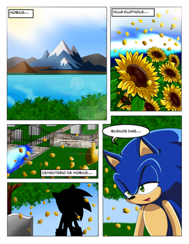 The Tails Ghost - Comic - Bonus - page 1 by SilverAlchemist09