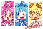 Heartcatch precure: Hatopuri by Puyo0702