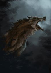 The howling by Popuche