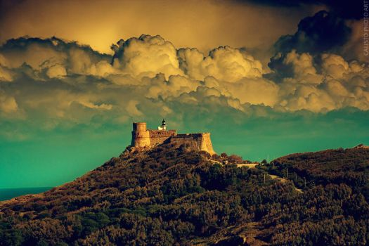 Once upon a time by Calisto-Photography