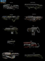 [DL] Quake 4 Weapons by Stefano96