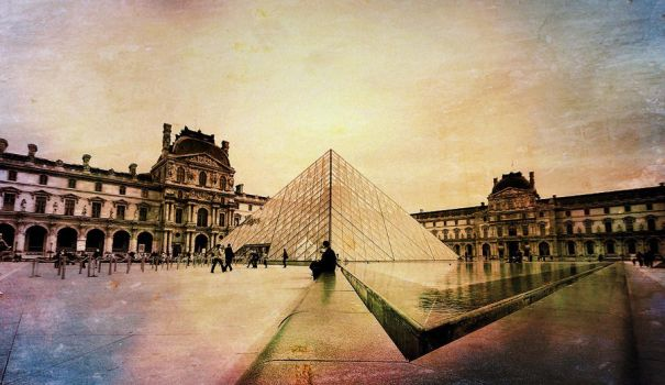 Musee du Louvre by PaLiAnCHo