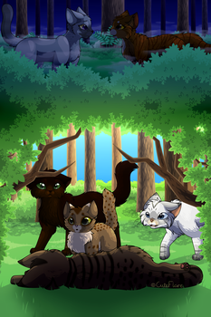 Commission - Winds of Change prologue cover by CuteFlare