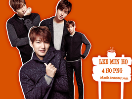 Lee Min Ho Png Pack by Tekmile