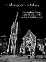A dark day for Christchurch... by eRiQ