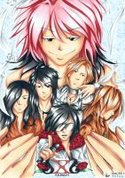 X Japan Tribute by sara-chibi