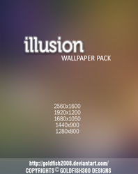 illusion Wallpaper by goldfish2008