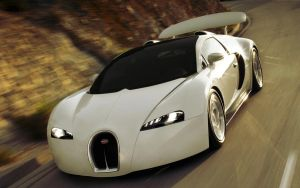 New bugatti wall_e by wall-e-ps