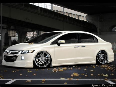 New Civic Vip Style by FabinhoDesigner