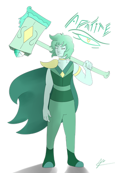 Apatite by thoril1993