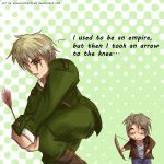 APH Arrow To The Knee by Espeonsilverfire2