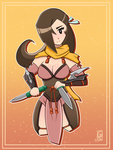 [Commission] Kagero by Gazpins