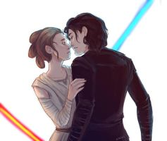 Reylo by TheIguanaAmarilla