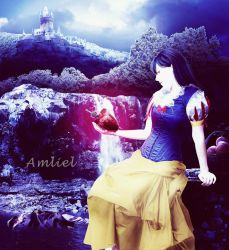 Snow White and the Huntsman by Amliel