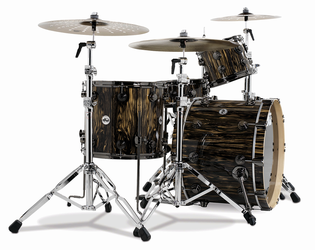 Natural Lacquer over Royal Ebony by drumb