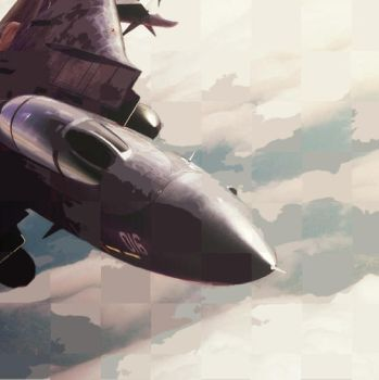 Ace Combat by OmniDarkness