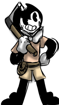 Good Bendy Design Concept by TheNicePrincess