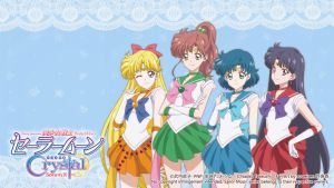 Inner Super Sailor Senshi - SM Crystal Season 4 by xuweisen